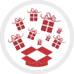 Choose Gifts Icon